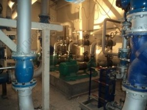 Heating Substations