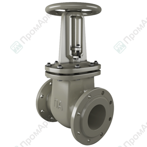 Image. Cast iron gate valves