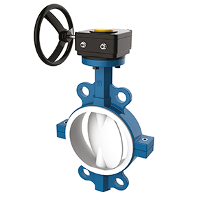 PromArm butterfly valves 200. Image