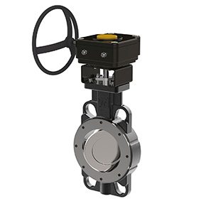 PromArm butterfly valves 400. Image
