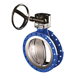 PromArm butterfly valves 700. Image