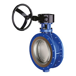 PromArm butterfly valves 900. Image