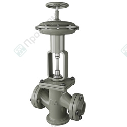 Isolation Valves. Image