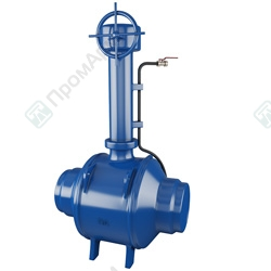 Image. Ball Valves for Underground Installations
