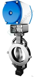 Image 2 - Double Offset Butterfly Valves
