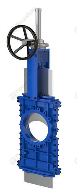 Knife gate valve PA510 series. Image