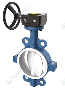 PromArm Butterfly Valves PA 200. Image