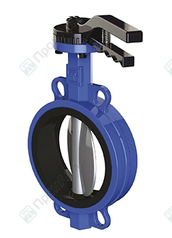 Butterfly valves of PA 300 series. image