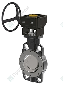 PromArm Double Eccentric Butterfly Valves PA 400. Image