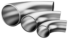 Pipe elbows. Image